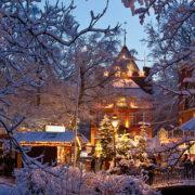 Weihnachtsmarkt Cuxhaven Schloss Ritzebüttel
