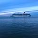 Hafen Costa Kreuzfahrtschiff
