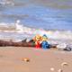 JanCux und Cuxi am Meer