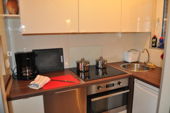 Küche Ferienhaus Cuxhaven Exner
