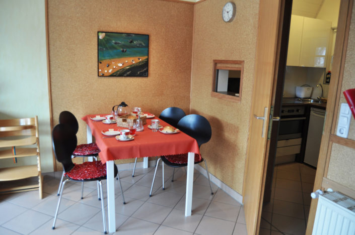 Essecke Cuxhaven Ferienhaus Exner