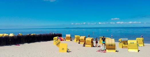 Strand vor Duhnen